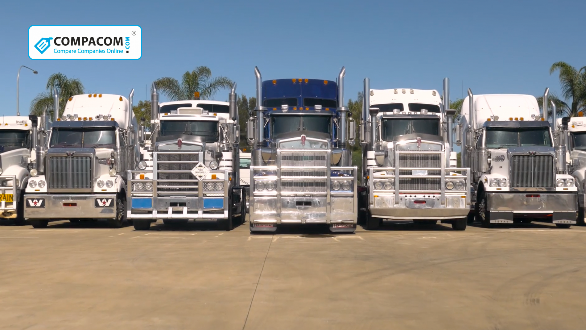 The biggest trucks in the USA