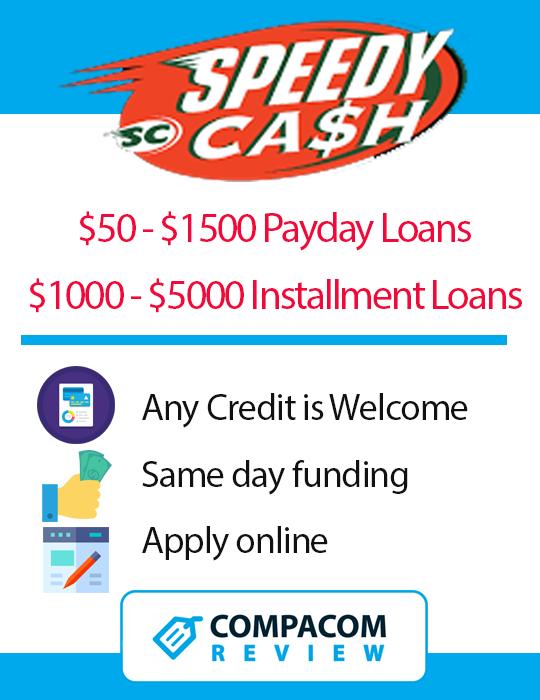 Speedy Cash Near You 193 Locations Reviews November 2020 Compacom Compare Companies Online