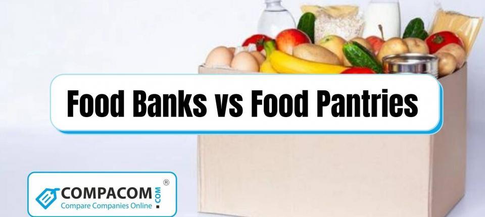 Food Pantry vs Food Bank