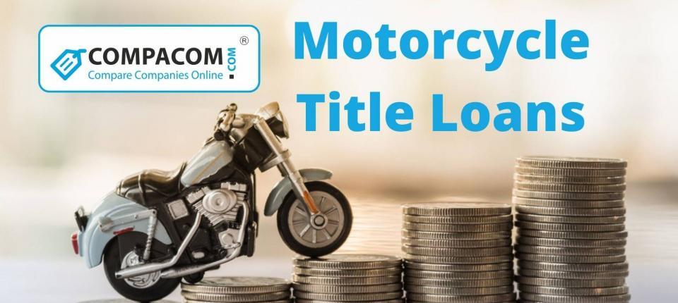Motorcycle Title Loans Online