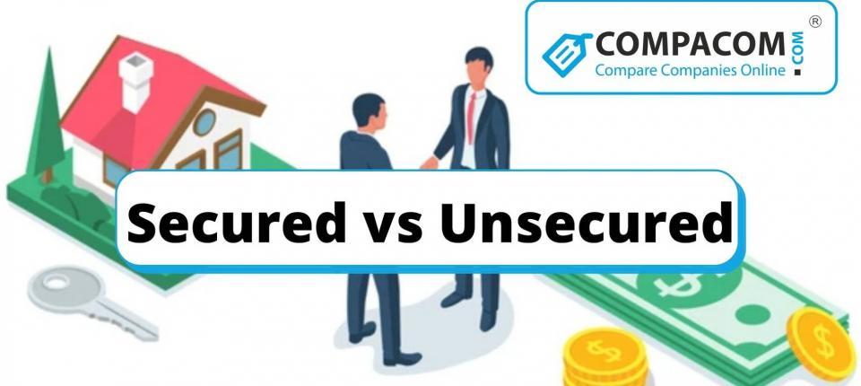 Secured Loan vs Unsecured Loan