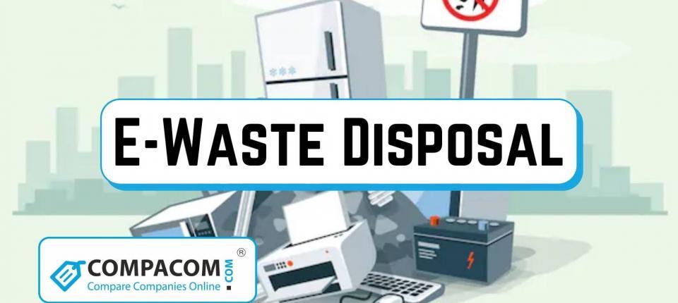 E-wasterecycling andpickup