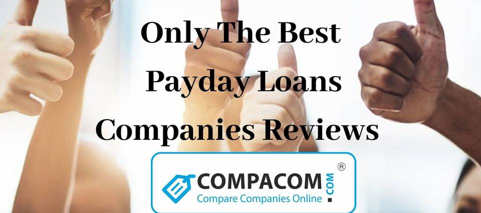 Best Payday Loans companies