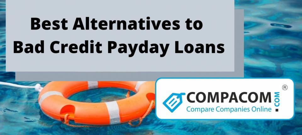 Bad credit payday loan alternatives
