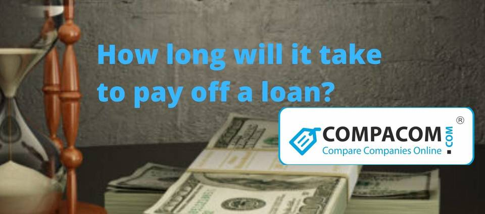 How long I will pay off a loan?