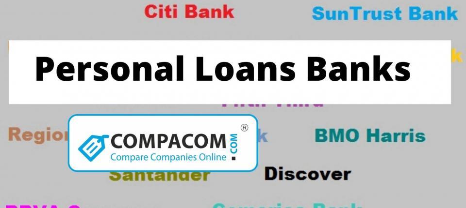 Personal Loans banks