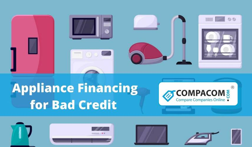 Bad Credit Appliance Financing: What Are My Options?
