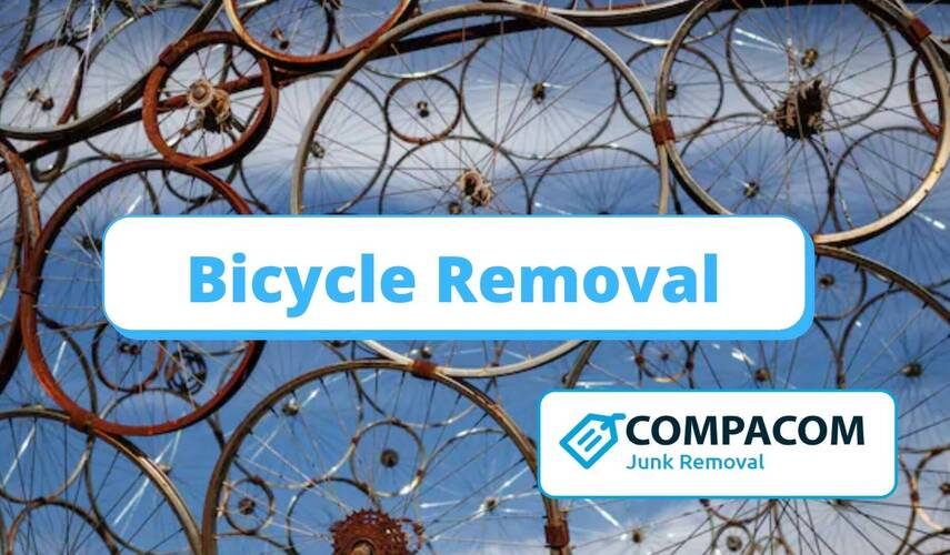 Bicycle removal