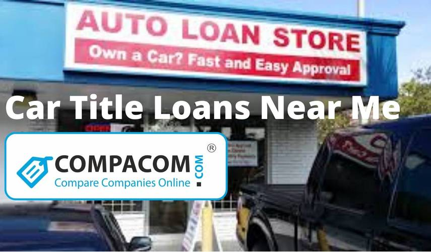 Car Title Loans near me