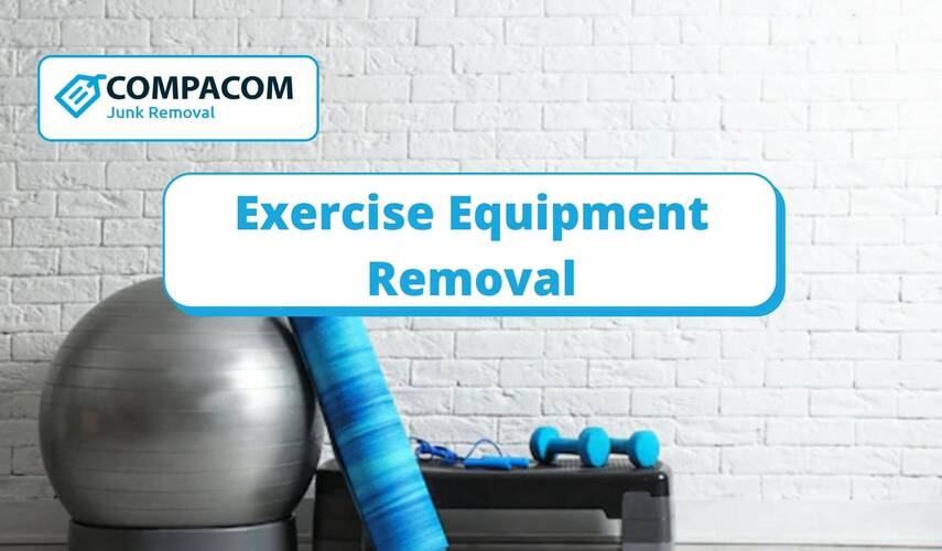 Exercise Equipment Removal