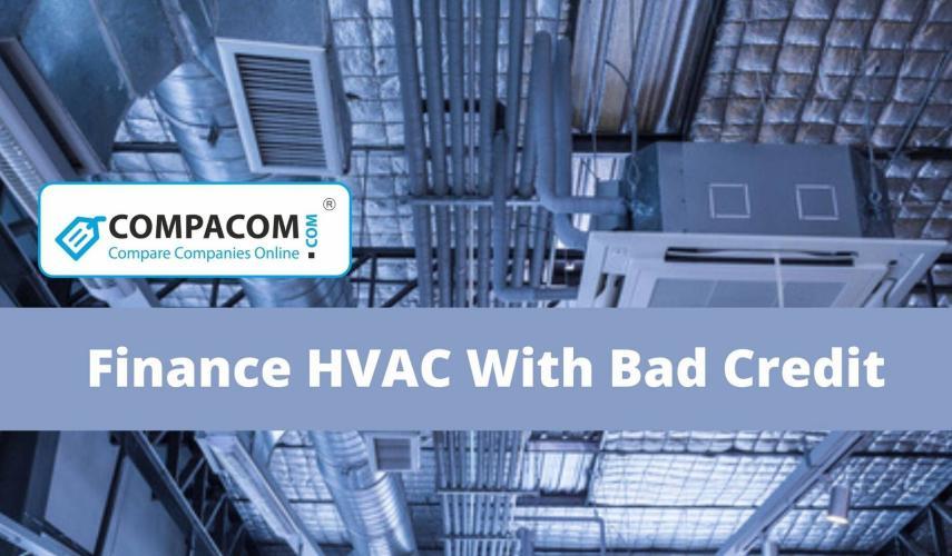 Finance HVAC With Bad Credit