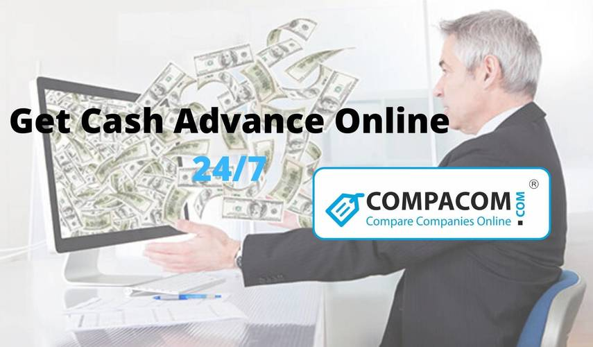 Cash advance online