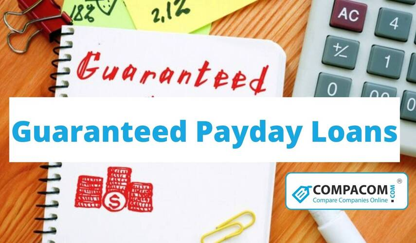 Guaranteed Approval Payday Loans