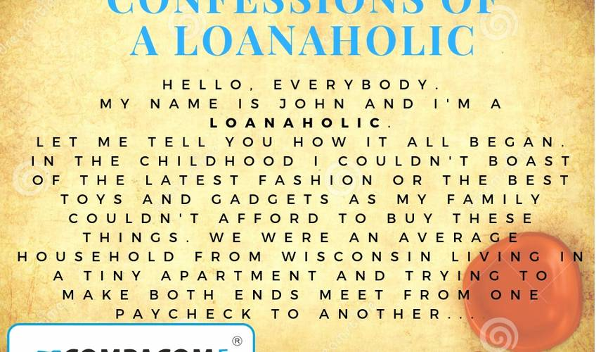 The history of an experienced borrower about his life and loans which make it easier. Tips how to make this process profitable.