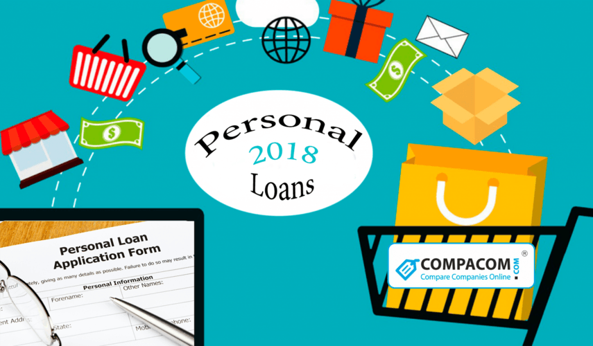 The growth of Personal Loans Popularity