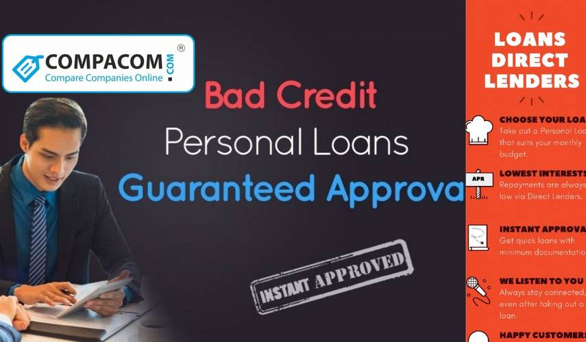 Personal Loans from direct lenders