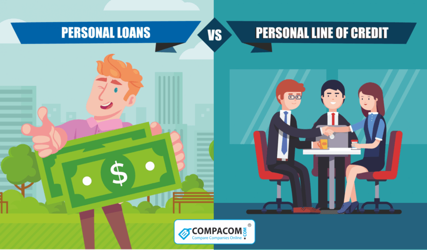 What to choose: Personal Loan or Personal Line of Credit?