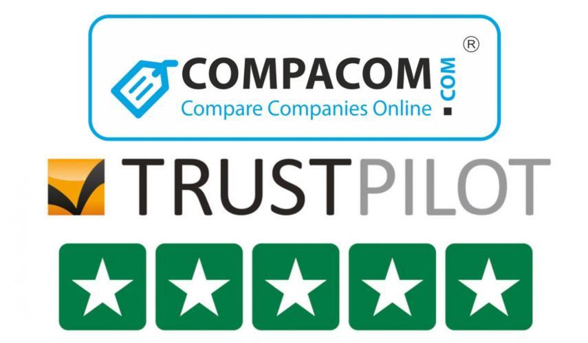COMPACOM Reviews at Trustpilot