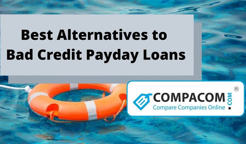 Bad credit payday loan alternatives
