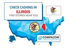 Compare rates and fees of Check Cashing Сompanies in Illinois and find locations near you.
