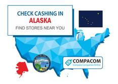 Compare rates and fees of Check Cashing Сompanies in Alaska and find locations near you
