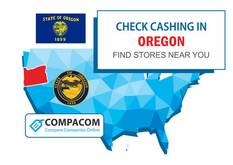 Compare rates and fees of Check Cashing Сompanies in Oregon and find locations near you.
