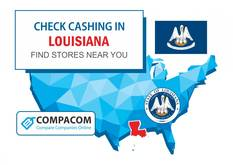 Compare rates and fees of Check Cashing Сompanies in Louisiana and find locations near you.