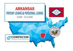 Payday Loans in Arkansas
