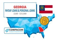 Georgia Installment Loans up to $5,000