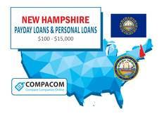 New Hampshire Installment Loans up to $5,000