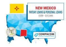 New Mexico Personal Loans up to $35,000 Online