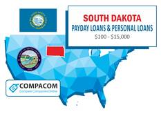 South Dakota Personal Loans up to $35,000 Online