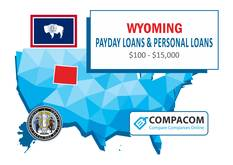 Wyoming Personal Loans up to $35,000 Online