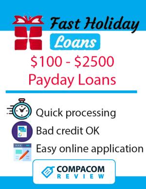 Fast Holiday Loans .com