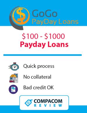 GoGo Payday Loans