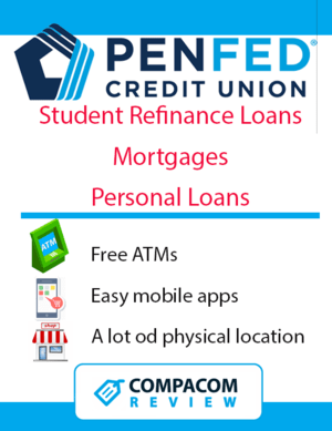 PenFed Credit Union Student Loans Refinance
