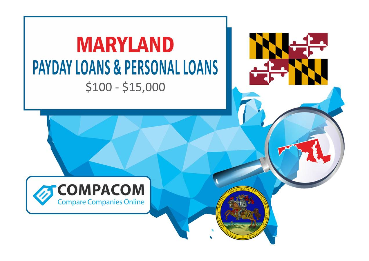 Online Installment Loans For Maryland Residents