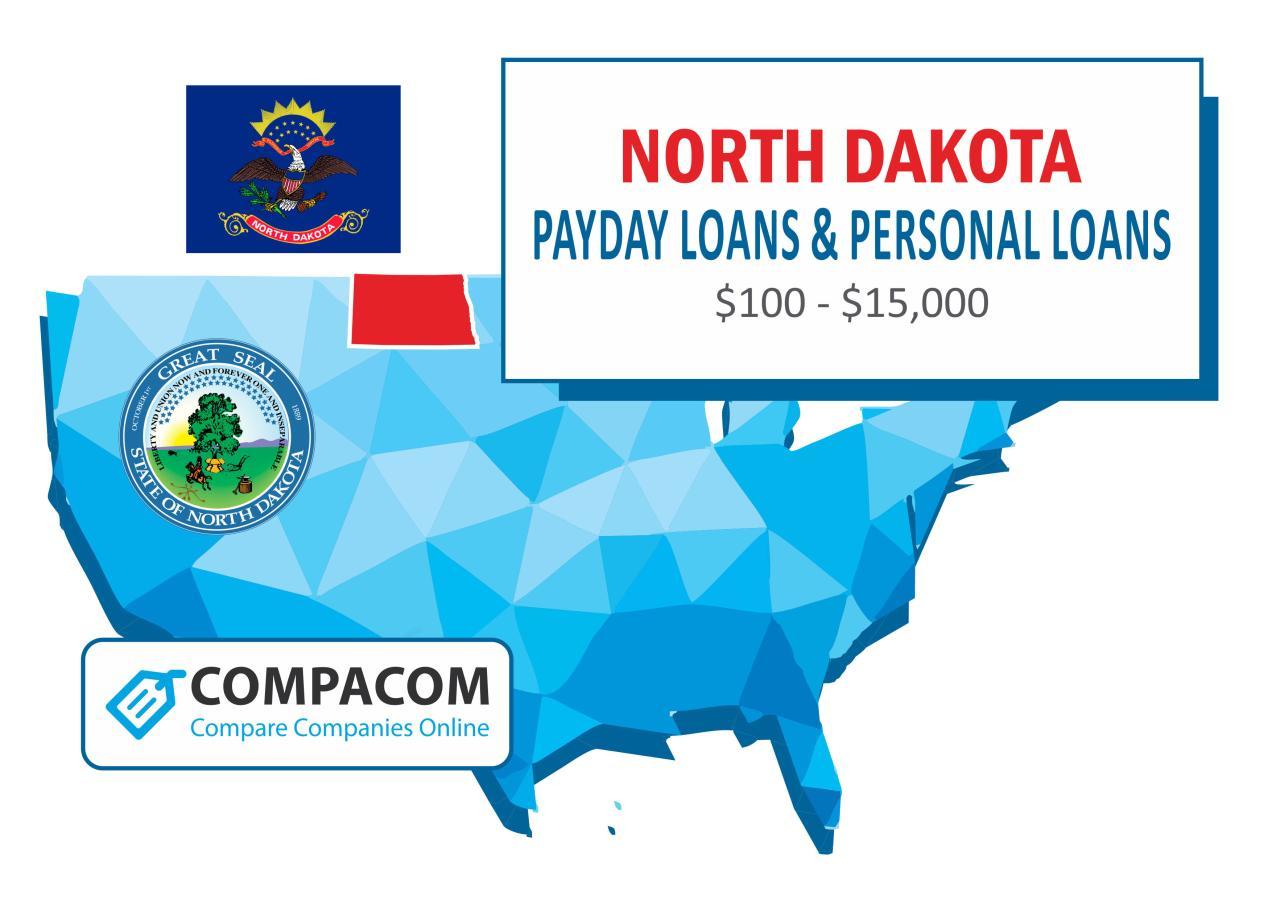 Online Installment Loans For North Dakota Residents