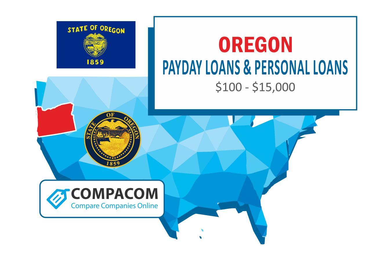 Online Installment Loans For Oregon Residents