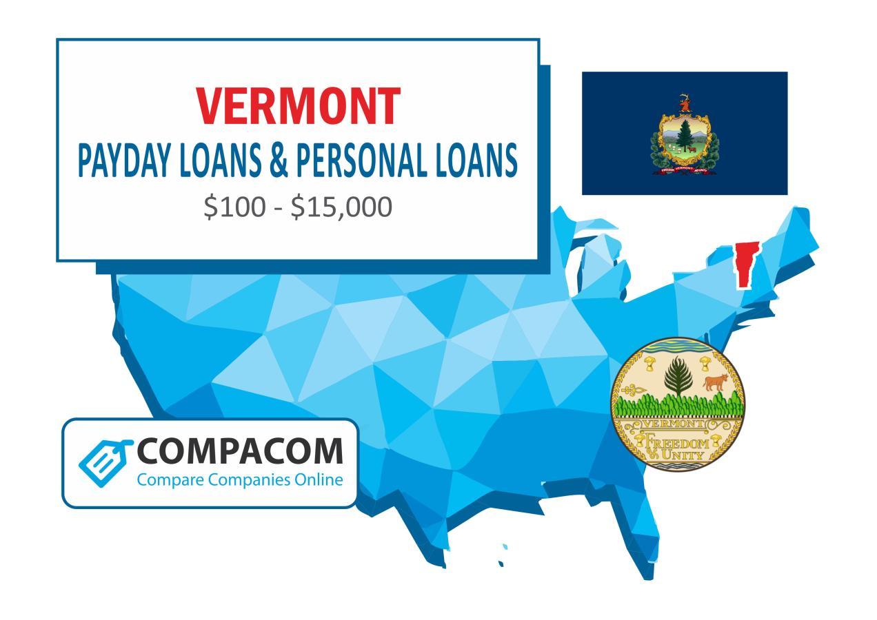 Online Installment Loans For Vermont Residents