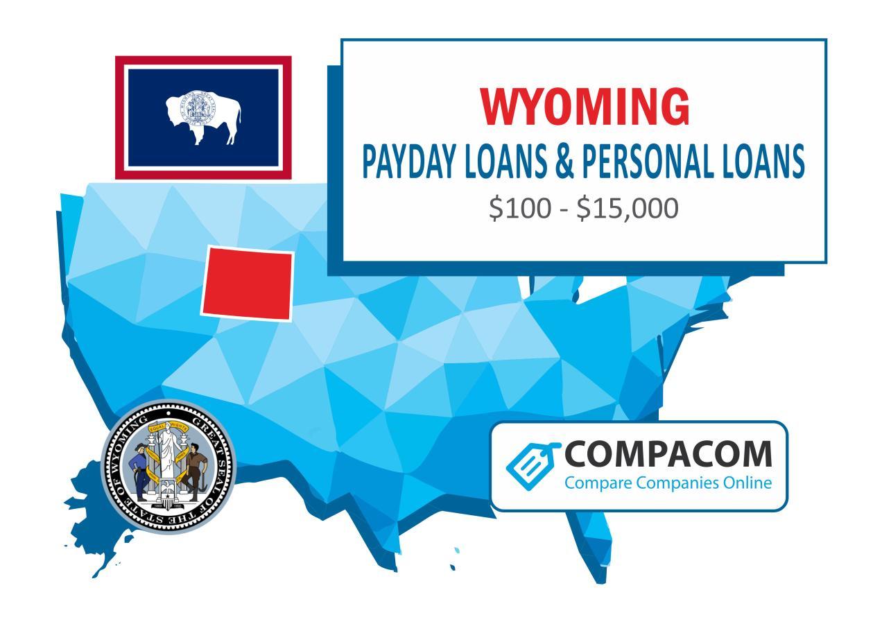 Online Installment Loans For Wyoming Residents