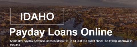 Payday Loans in Idaho