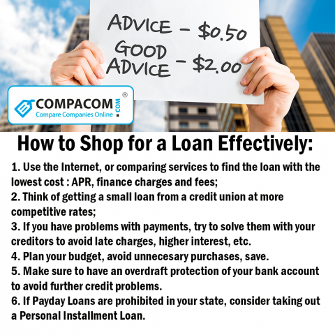 Best Personal Loans For Bad Credit Compacom Compare Companies Online