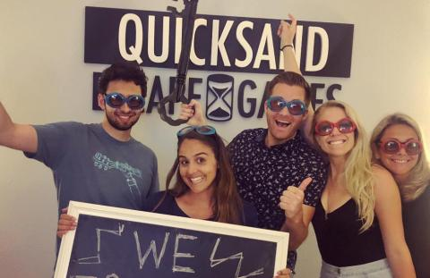 Quicksand Escape Games