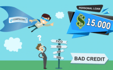 Get up to $35,000 Personal Loans for Bad Credit Online