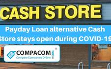 Cash Store Still Open