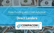 Compare and Apply for Payday Loans from Direct Lenders