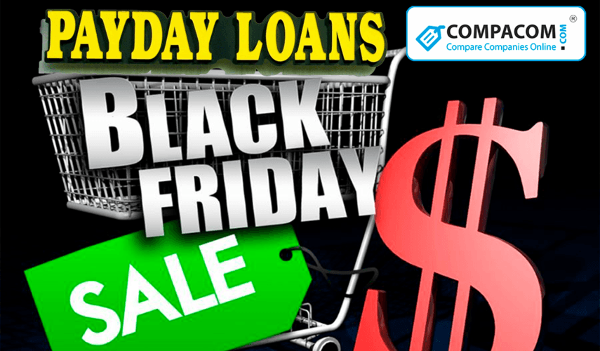 Find out How and Where to get $1,000 Payday Loans or up to $35,000 Personal Loans Quick and Easy Cash for Black Friday Shopping