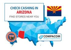 Compare rates and fees of Check Cashing Сompanies in Arizona and find locations near you