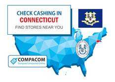 Compare rates and fees of Check Cashing Сompanies in Connecticut and find locations near you.